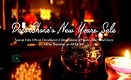 DecorShore's New Year Sale 2021 is on: 10% Off On Home Decoration Products