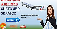 Come to book flights at American Airlines Customer Service number