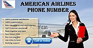 Make reservations online at American Airlines by dialing American Airlines Phone Number
