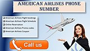 Fly with American Airlines and travel your dream destinations