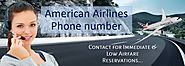 Dial American Airlines Phone Number for Instant Flight reservations