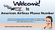 Book flight with American Airlines reservations Phone Number and get offers