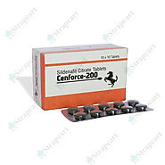 Buy Cenforce 200mg :Review, Price, Dosage - Strapcart