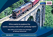 Sri Lanka Rail Tours