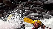 Rappel Kayak School Costa Rica