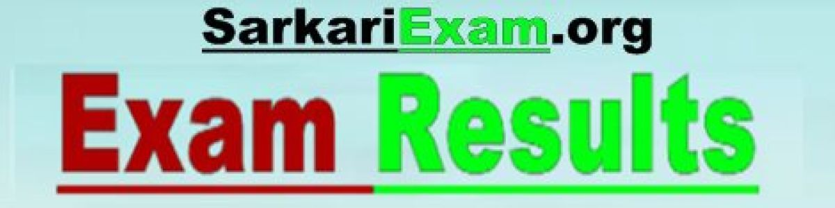 Headline for Exam Result