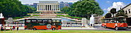 Discover the History and Culture with Old Town Trolley Tour in Washington DC
