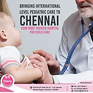 Child Care Hospital in Chennai