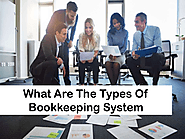 What Are The Types Of Bookkeeping System