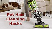 Pet Hair Cleaning Hacks by Kate Brownell - Issuu