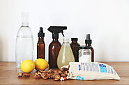 20 DIY NATURAL CLEANING RECIPES, TIPS AND HACKS — madeleine olivia