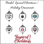 Bridal Special Christmas / Holiday Ornaments – InspiredChristmas