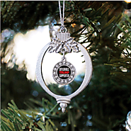 Deplorable Trump Supporter Circle Charm Christmas / Holiday Ornament – InspiredChristmas