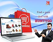 E-Commerce Online Marketing In Nagpur - Huntygo