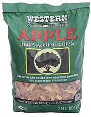 WESTERN 28065 Apple BBQ Smoking Chips