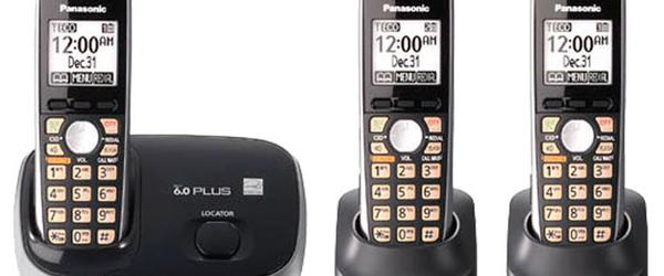 Headline for Best Panasonic Cordless Phone Reviews - Top Rated Cordless Phones 2014