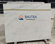 Makrana White Marble Supplier Bhutra Marble & Granite