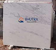 Best Makrana White Marble Supplier Bhutra Marble & Granite
