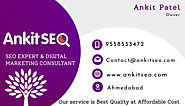 Best SEO Service India By Ankit SEO Expert In Ahmedabad