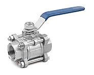 Ridhiman Alloys is a well-known supplier, dealer, manufacturer of Three Piece Ball Valves in India