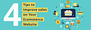 4 Quick Tips & Ways to Boost Your Ecommerce Store Sales Fast