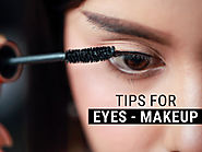 Eye Makeup Tips: Enjoy A Beautiful Look - Asmara Beauty