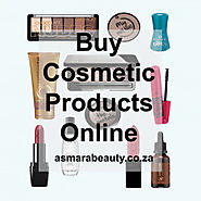 Buy Cosmetic Products Online in South Africa | Visual.ly