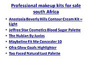 Best Makeup brands Store in south africa
