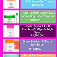 Find Great Deals On Drunk Elephant | Visual.ly