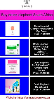 Buy drunk elephant South Africa
