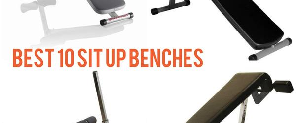 Headline for Top 10 Sit Up Benches - Best Rated Sit Up Machines Review