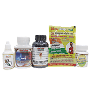 Divya BP Kit Hypertension - Ayuvedic Treatment and Remedy For Hypertension, Blood Pressure