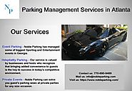 Parking Management Services in Atlanta