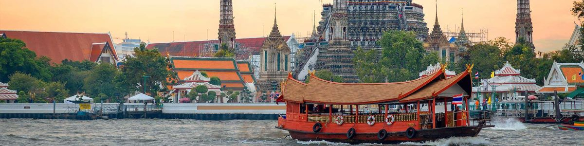 Headline for Ultimate Guide to Navigating the Chao Phraya River - Experience Thailand