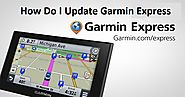 How Do I Update Garmin Express? | GPS Update