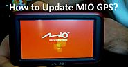 How to Update MIO GPS? | GPS Update