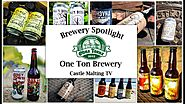 One Ton Brewery Russian Brewery Spotlight