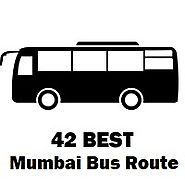 42 Bus Route Mumbai Stops & Timing - Ferry Wharf to Kamla Nehru Park