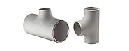 Stainless Steel Pipe Euqal Tee / Unequal Tee Fitting Manufacturers in India -Sachiya Steel International