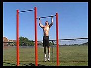10 Back Exercises using a Pull Up Bar