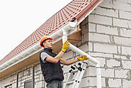 Things to Keep In Mind for Gutter Installation