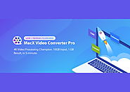 MacX Video Converter Pro – The Fastest Way to Transcode, Edit and Download 4k videos on a Mac