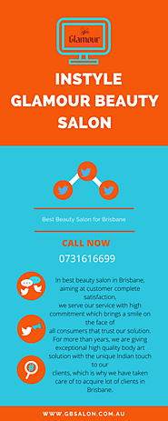 Instyle Glamour Beauty Salon in Brisbane
