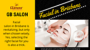 Beauty Facial salon in Brisbane