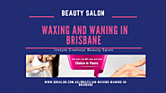 Waxing and waning in Brisbane