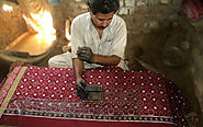 Ajrak Fabric - All You Need To Know!