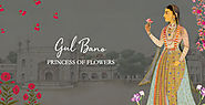 Gul Bano Collection - Floral Finesse in Fine Fabric