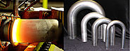 ASME B16.9 U Pipe Bend / U Bend Pipe manufacturers in India - Mesta INC