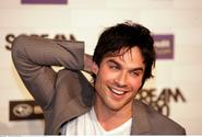 Ian Somerhalder from The Vampire Dairies .