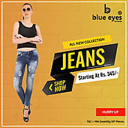 Comfortable and trendy denims that fits every body